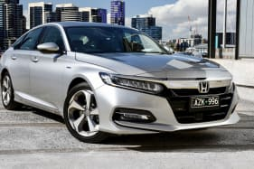 2019-2021 Honda Accord Hybrid recalled due to electrical fault