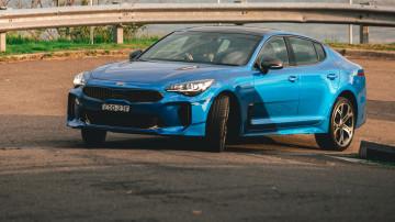 2020 Kia Stinger GT Carbon Edition review