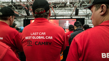 Toyota Australia Committed To 2017 Plan, Expects Solid Production Volumes
