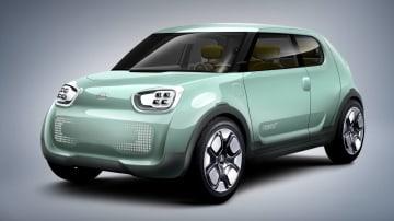 Kia Naimo EV Revealed At Seoul Motor Show