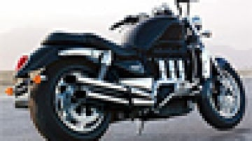 Triumph Rocket III - 21st century motorcycle manufacture