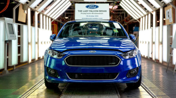 Ford Australia - What Next? The Development Future As Local Production Ends