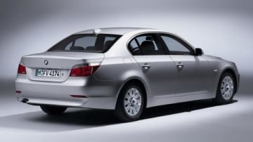 2008 BMW 520d features new turbo diesel engine