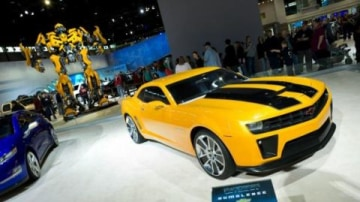Transformers' Bumblebee Camaro Set To Hit The Streets, For Real