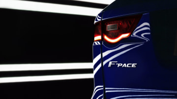 Jaguar has confirmed its first SUV will be called F-Pace