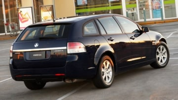 Holden Omega Sportswagon