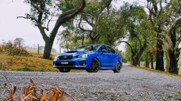 2018 Subaru WRX