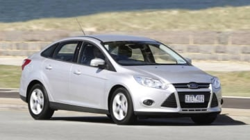 The Ford Focus is a great all-round small car.