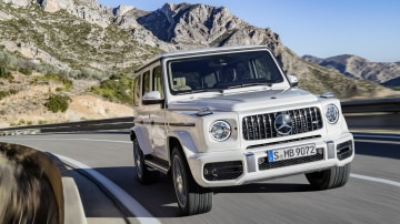 Mercedes-Benz's new flagship SUV revealed