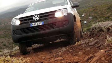 2012 Volkswagen Amarok TDI420 Auto Launch Review