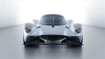 Aston Martin Valkyrie power leaks