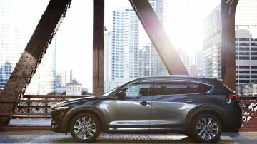 Mazda Adds Second Seven-Seat SUV To Australian Range