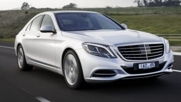 Mercedes-Benz is set to introduce petrol particulate filters across its 2017 S-Class range.