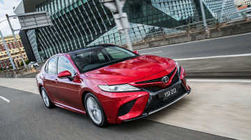 The new Toyota Camry represents an improvement over its predecessor.