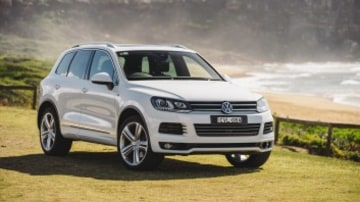 2015 Volkswagen Touareg V8 R-Line