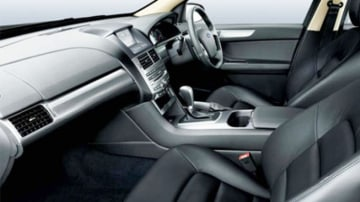Ford G6 Limited Edition Interior
