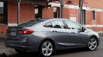 2017 Holden Astra sedan prices revealed