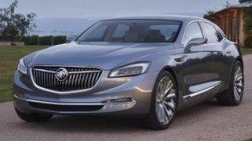 Holden's Melbourne design studio looks set to design more global concept cars like the Buick Avenir.