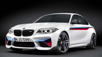 The CSL treatment could be applied to BMW's best-selling M2 coupe.