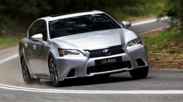 Lexus GS 450h On Sale In Australia