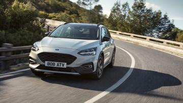 2019 Ford Focus revealed