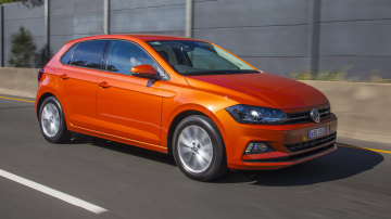 2018 Volkswagen Polo Launch Edition.