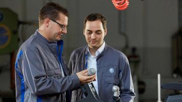 Volkswagen's 3D printing future