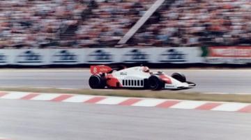 Formula One, 1984.