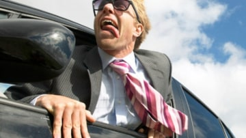 New car smell... it can be overpowering. Photo iStock