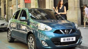 Nissan Micra first drive review