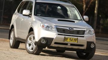 Subaru Forester 2.0 Diesel Premium Review
