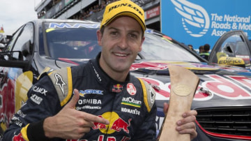 Jamie Whincup is out for his seventh V8 Supercar title.