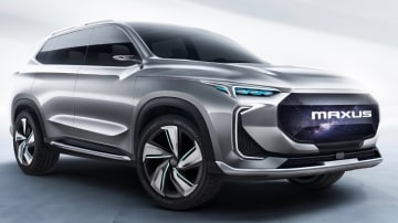 LDV confirms new mid-size SUV for Oz