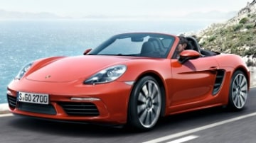 Why the four-cylinder Porsche Boxster won't be a failure