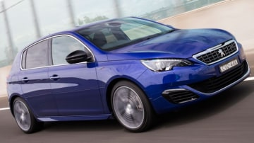 Peugeot finds the middle ground with its new 308 GT sporty hatch.