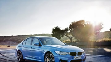 BMW M3 new car review