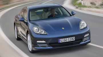 Porsche Confirms Hybrid Panamera For 2011