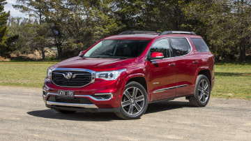 2020 best large suv holden acadia exterior