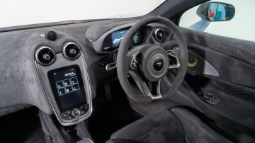 2020 best sports car over $100k mclaren 600LT interior