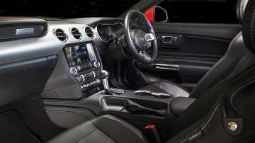2020 best sports car under $100k ford mustang interior