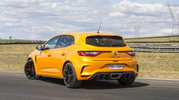 2020 best sports car under $100k renault megane RS exterior rear