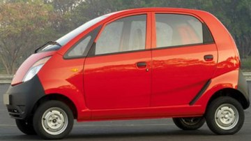 Tata Nano: The People's (Cheap) Car