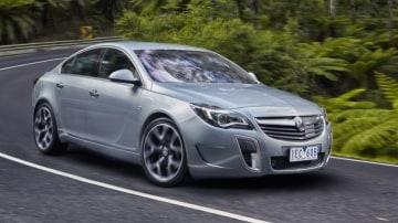 Holden Insignia VXR.