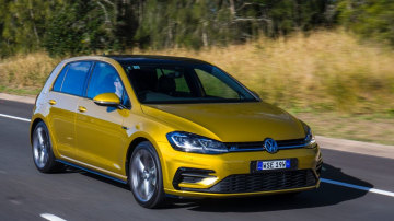 2017 Volkswagen Golf 110TSI Highline.