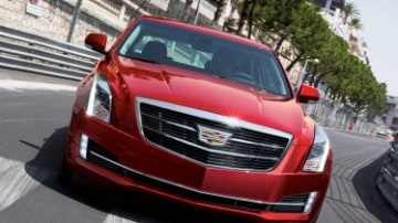 Cadillac ATS first drive review