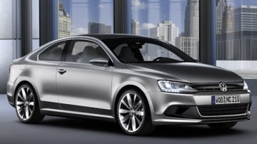 Volkswagen New Compact Coupe Concept Revealed At Detroit