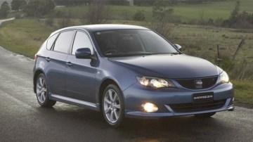 2008 Subaru Impreza.
