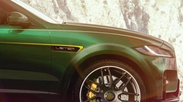 Lister's F-Pace-based crossover promises stirring performance.