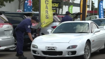 NSW police searched several car dealerships this week for evidence of odometer tampering.
