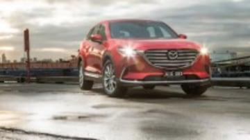 2016 Mazda CX-9 review